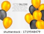 celebration design with festive ... | Shutterstock .eps vector #1719548479
