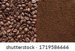 Image Of Coffee Beans And...