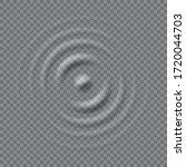splash ripple waves water...   Shutterstock .eps vector #1720044703