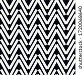 brush strokes seamless pattern. ... | Shutterstock .eps vector #1720068640