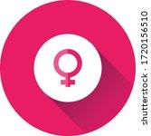 female gender   woman button...
