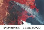 Forest Fires In Australia  A...