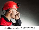 side view portrait of angry... | Shutterstock . vector #172028213