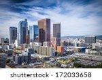 los angeles  california  usa...   Shutterstock . vector #172033658