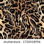 Seamless Leopard Texture ...