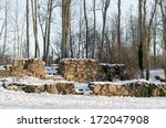Ruins Of Old Water Mill In...