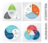 business infographic vector...   Shutterstock .eps vector #1720547506