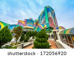 genting highlands  malaysia  ... | Shutterstock . vector #172056920
