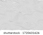 black and white abstract wave... | Shutterstock .eps vector #1720631626
