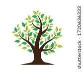 Tree Leaf  Icon Vector Design