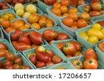 farmer's market | Shutterstock . vector #17206657