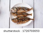 Deep Fried Mackerel With Fish...
