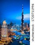 Ultra Modern City Of Dubai....