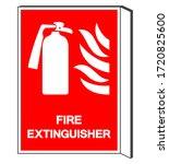 Fire Extinguisher Symbol Sign ...