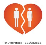 illustration of an isolated... | Shutterstock .eps vector #172083818