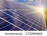 power plant using renewable... | Shutterstock . vector #172084868