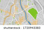 it is a original map vienna... | Shutterstock . vector #1720943383