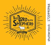 The Lord Is My Shepherd Psalm...