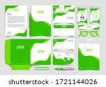 Corporate Brand Identity Mockup ...
