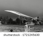 Large Scale Model Of Concorde...