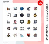 user interface pack of 25 basic ...