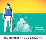 vector illustration of a human... | Shutterstock .eps vector #1721302249