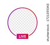 Instagram Profile Live Icon...