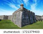 Castillo De San Marcos In St...