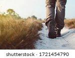 Trekking Shoes Woman In...