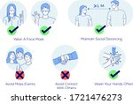 infographic illustration about  ... | Shutterstock .eps vector #1721476273