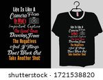 camera patent t shirt  camera... | Shutterstock .eps vector #1721538820