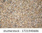 Background Of A Lot Of Gravel.