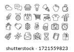bundle of miscellaneous set...   Shutterstock .eps vector #1721559823
