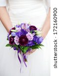 wedding bouquet | Shutterstock . vector #172160900