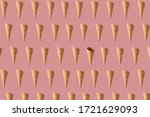 Horizontal Food Pattern From...