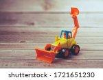 Tractor. Excavator. Digger...