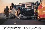 Horrific Traffic Accident...