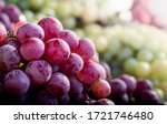 Fresh And Organic Grape Fruit