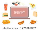 Food Delivery Ordering Concept...