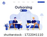 outsourcing service flat...