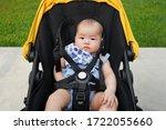 background of asian baby... | Shutterstock . vector #1722055660
