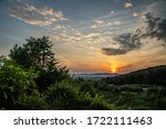 A Colorful Dawn Breaks Over The ...