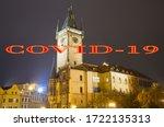 Coronavirus In Prague  Czech...
