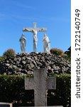 Ancient Religious Cemetery Wit...