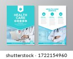 corporate healthcare cover ... | Shutterstock .eps vector #1722154960