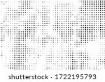 the texture of halftone.... | Shutterstock .eps vector #1722195793