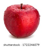 Sliced Red Delicious Apple Pat...