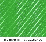 halftone dotted pattern.... | Shutterstock .eps vector #1722252400