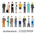 Employee And Workers Character...