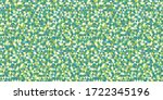 seamless triangle pattern.... | Shutterstock .eps vector #1722345196